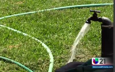Crisis de agua potable en el valle