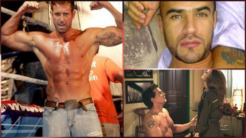 Los tatuajes más sexys de los famosos de telenovelas