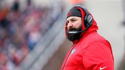 Matt Patricia se convirtió en el nuevo entrenador en jefe de los Detroit Lions