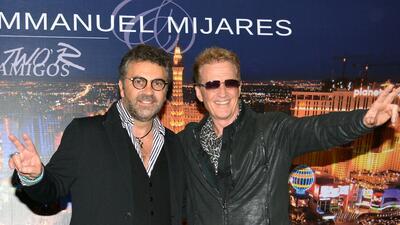 Mijares anuncia el lanzamiento de 'Rompecabezas', su nuevo disco con Emmanuel
