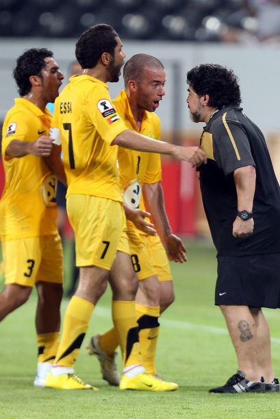 En el segundo tiempo remontó y de la mano del argentino Mariano D...
