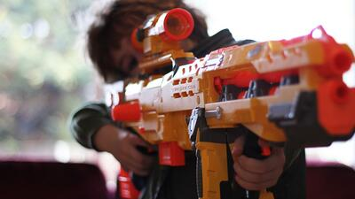 Toy gun responsibility should be a concern for parents