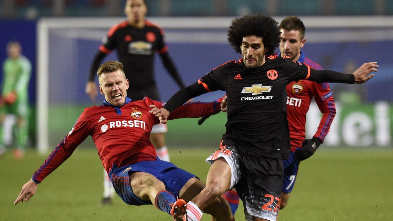 CSKA VS Manchester United