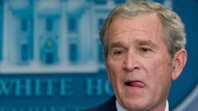 El ex presidente de Estados Unidos, George W. Bush (2001-2008).