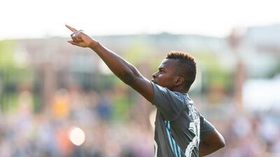 Darwin Quintero ha sacado todo su potencial en la MLS en julio