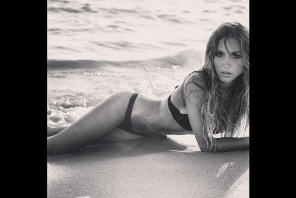 La cantante y modelo tiene muchos motivos para ser la fuente de inspirac...
