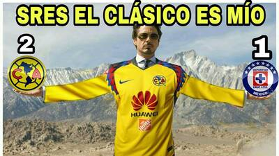 Los mejores memes del 'Clásico Joven' del Clausura 2018