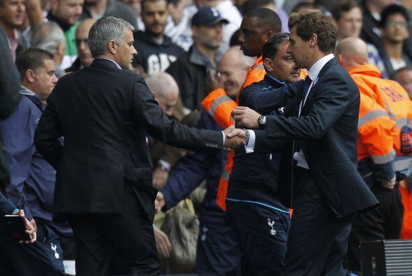 Los portugueses José Mourinho y Villas Boas habían dicho que ya no eran...