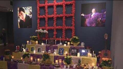 El Día de Muertos se celebra en San Antonio