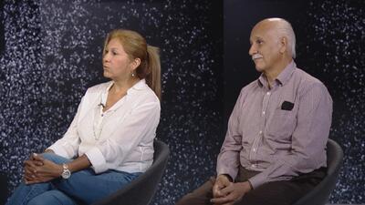 Padres de Marco Coello no guardan rencor contra el fiscal Nieves
