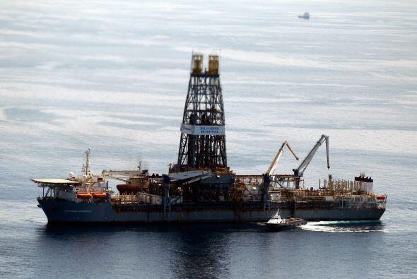 La moratoria a la perforación petrolera impuesta después del derrame de...