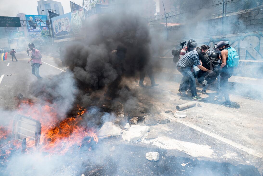 Best Venezuela Protestas osorio