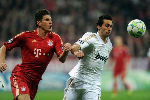 Bayern Munich y Real Madrid abrieron las acciones en las semifinales de...