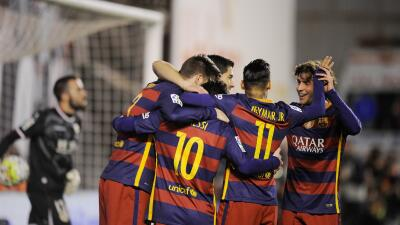 Barcelona logra el récord histórico de partidos invicto del fútbol español