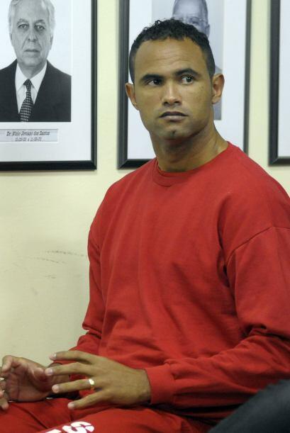 Bruno Fernandes de Souza se convirtió en arquero del Flamengo en 2006. E...