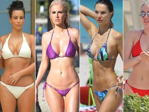 Disfruta del calor del verano junto a esta selección de los bikin...