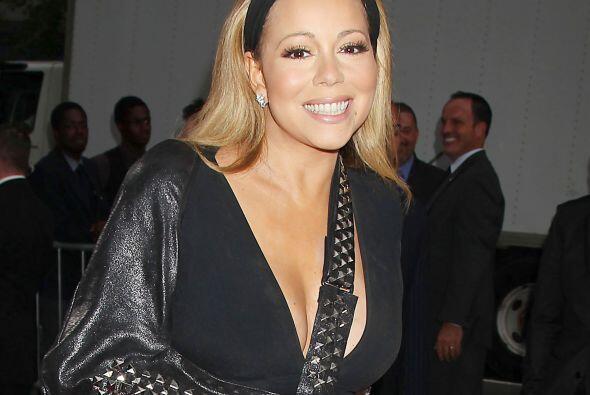 """Mariah Carey•Cuando Mariah Carey declaró """"Cada vez que veo en la Tele a..."""