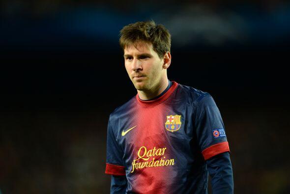 Era tiempo de recurrir al talento del argentino Lionel Messi.