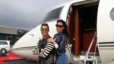 Escapada romántica: Cristiano Ronaldo y Georgina Rodríguez disfrutan de la nieve sin niños