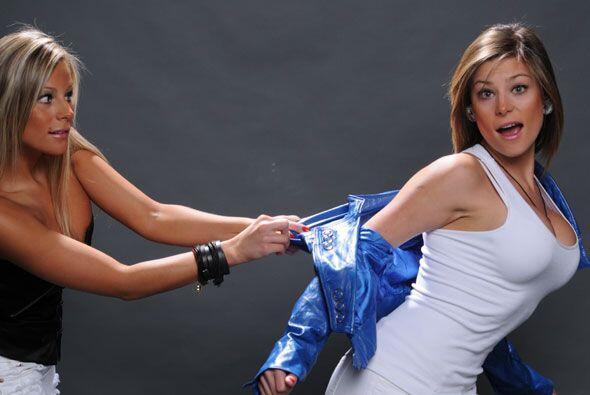 """""""Las Hermanitas Problemita están basadas en cómo somos en la vida real,..."""