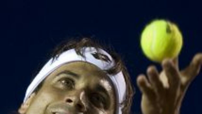 Ferrer, campeón defensor, venció a Ungur, quien provenía de la ronda cla...