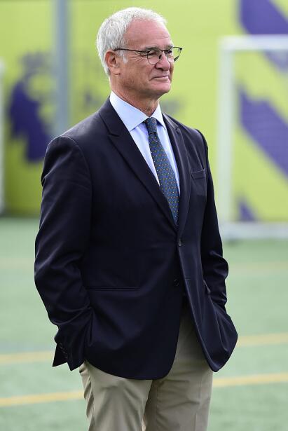 Entrenadores Liga premier