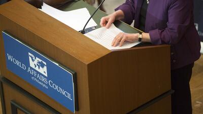 Janet L. Yellen concludes her speech on economic outlook