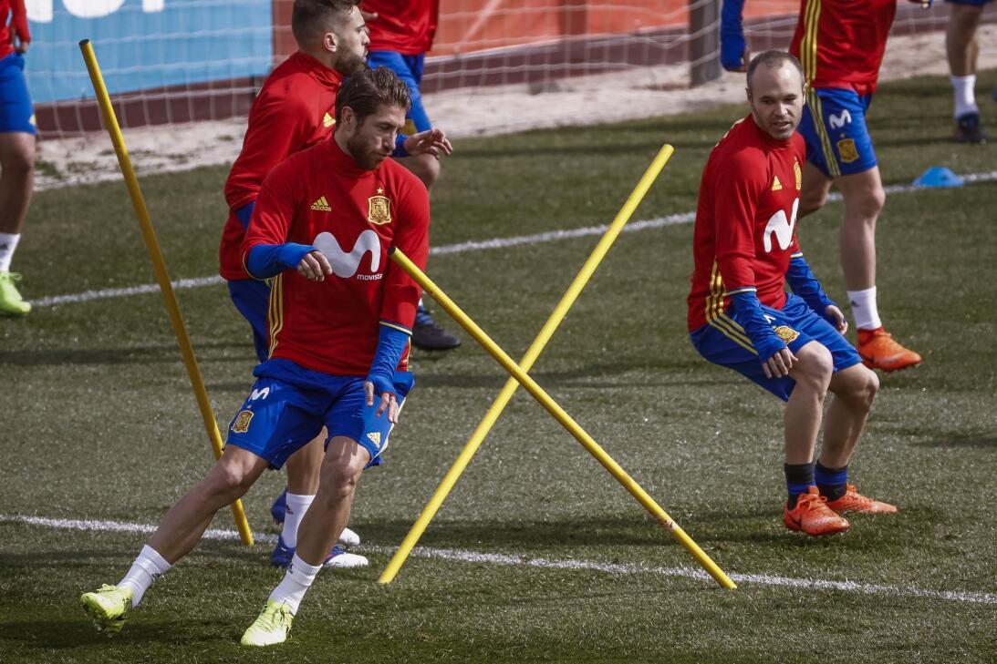 Los cracks de Europa ya preparan la jornada eliminatoria rumbo a Rusia 2...