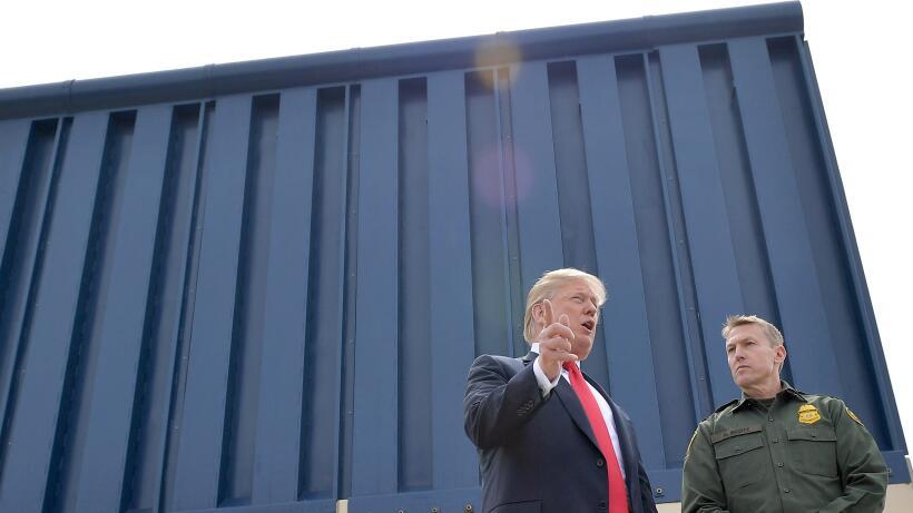 Promo galería Trump en el Muro