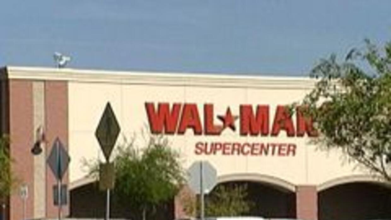 Tienda walmart ubicada en la avenida 51