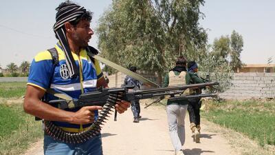 Preocupación en EEUU por conflictos en Irak