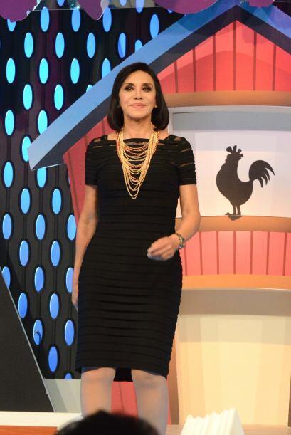 """Maribel Fernández """"La Pelangocha"""" se ve hermosa con ese nuevo look."""