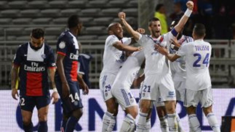 Los parisinos sufrieron nuevo traspié, ahora en la Ligue 1.