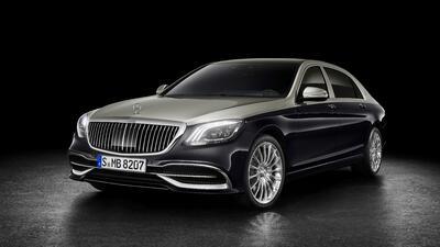 Este es el nuevo Mercedes-Maybach Clase-S 2019