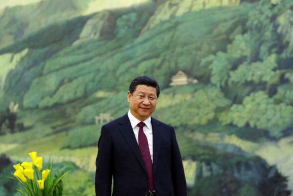 El presidente de China, Xi Jinping, tomó el sexto lugar.