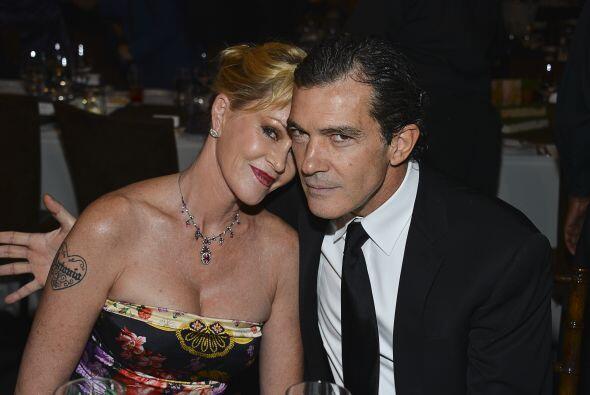 Antonio Banderas y Melanie Griffith, ¡cuánto amor! Mira aquí lo último e...