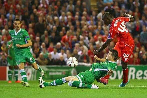 El Liverpool vivió una historia de infarto en su regreso a la Champions...