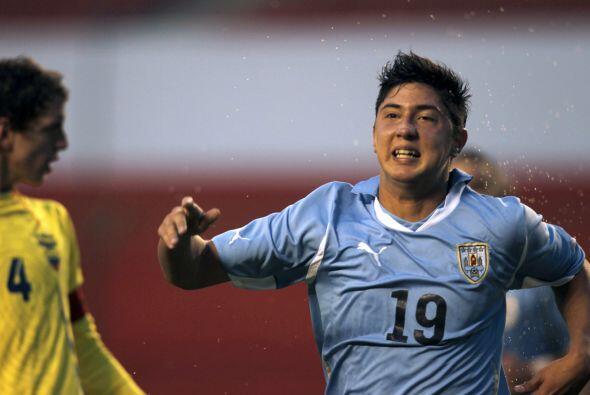 Uruguay había puesto a temblar a Ecuador al irse arriba en el mar...
