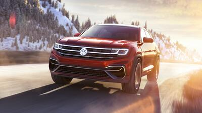 Nueva York 2018: VW Atlas Cross Sport Concept