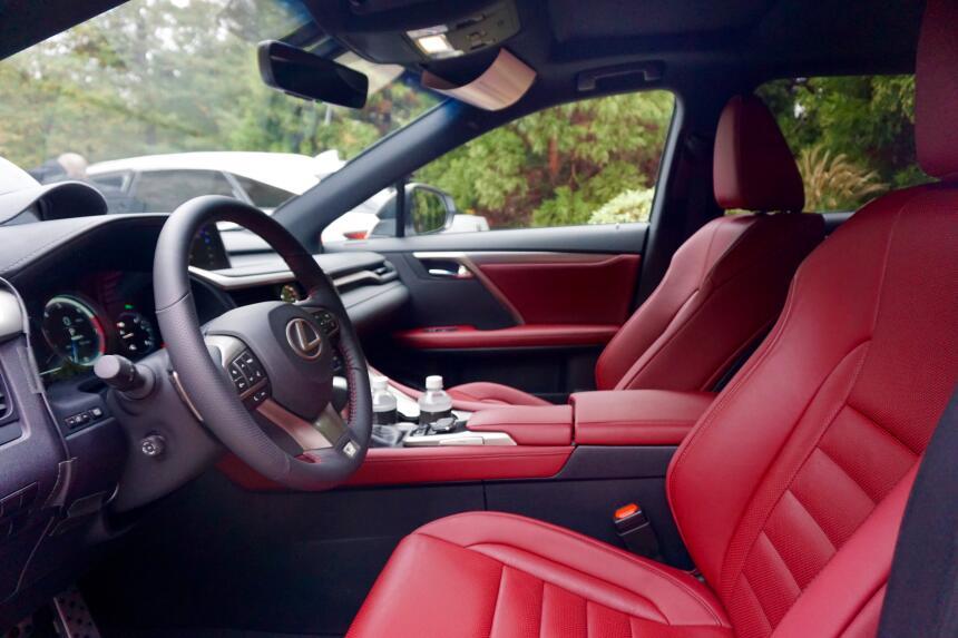 Imágenes de la nueva Lexus RX 350 y RX450h  2016 DSC01861.jpg