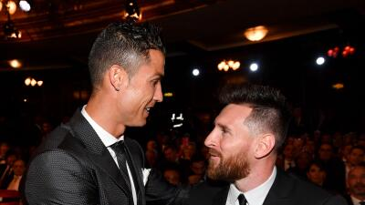 """CR7 le lanza un mensaje a Messi para que deje España y vaya a Italia: """"Acepta el reto, como yo"""""""