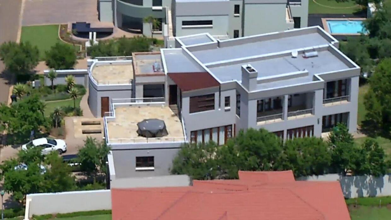 La casa donde ocurrió la muerte de  la esposa de Pistorius fue ve...