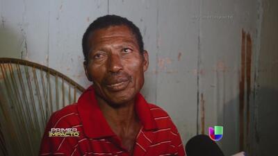 El náufrago rescatado en México contó cómo hizo para alimentarse