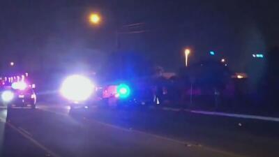 Murieron cuatro peatones tras un accidente de tránsito en el sur de California