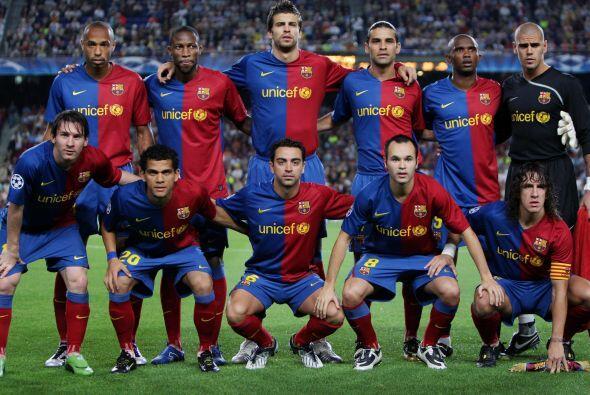 Formó parte de un equipo histórico y ganador, siendo compañero de Messi...