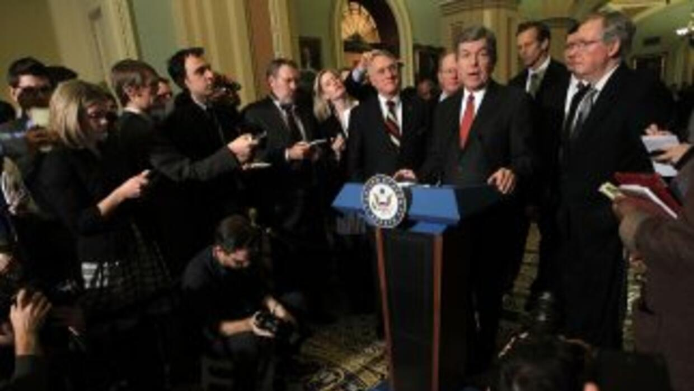 El Senado de Estados Unidos rechazó por mayoría, la enmienda a la ley de...