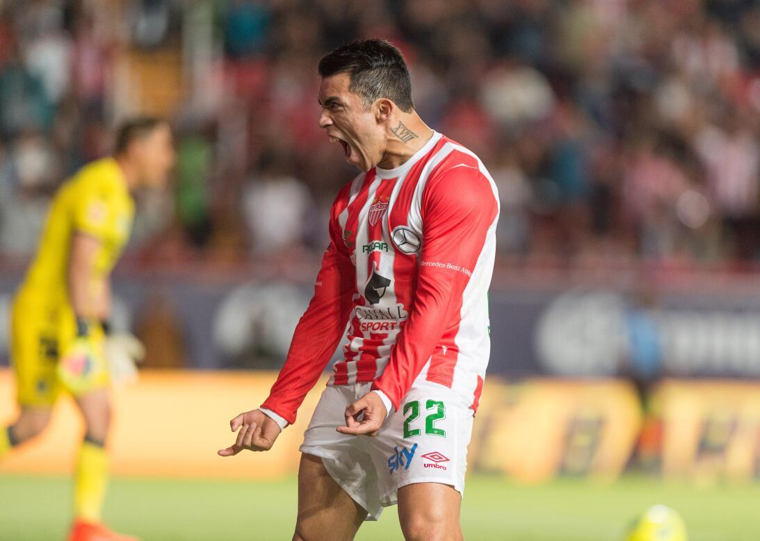 Alerta Liga MX: solo tres mexicanos en el Top 20 de goleadores 012 Edson...