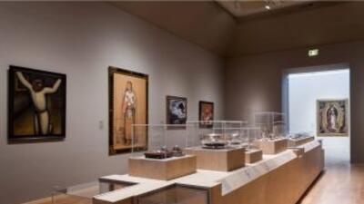 Galerias Latino Americanas en LACMA