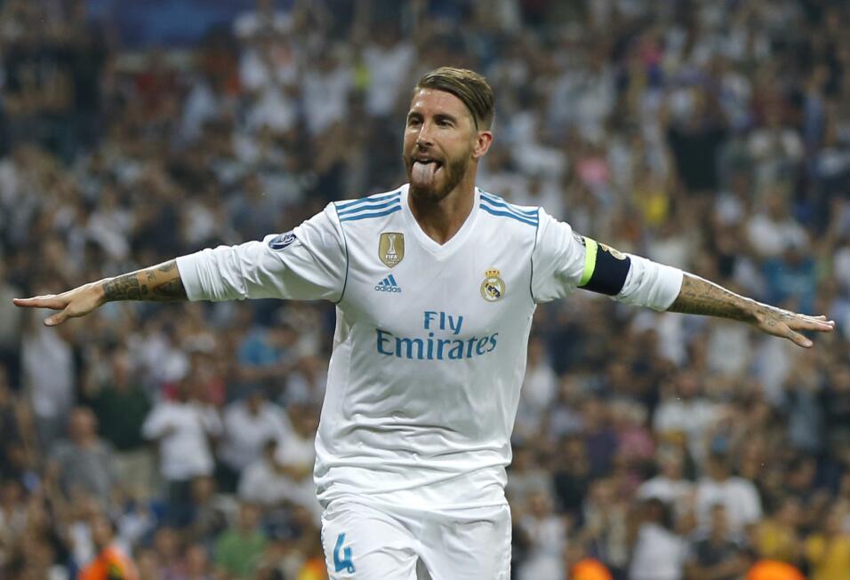 Sergio Ramos (Real Madrid): 200 millones de euros