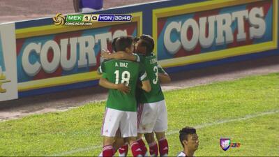 México Sub-20 3-0 Honduras Sub-20: El Tri Sub-20 está a tres puntos del...